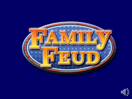 Family Feud Rules The first round is worth $100, increasing $100 each round after that. The contestant who wins the face off can decide to play or pass.