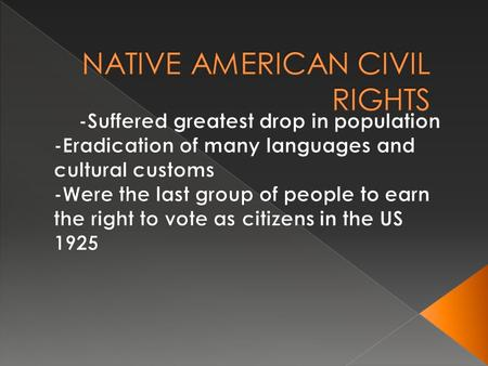 "American Indian or Alaska Native alone 2.5 million (26% higher than 1990) (0.9%) In combination with other ""races"" 1.6 million (0.6%) Total = 4.1 million."