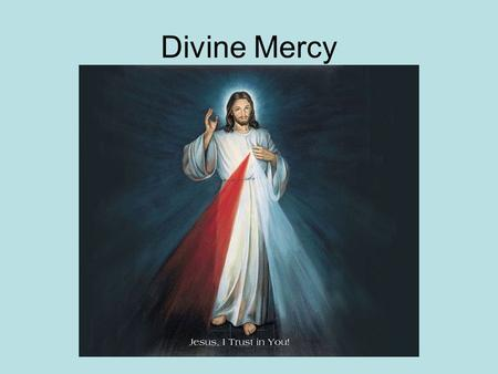 "Divine Mercy. The Greatest Commandment Teacher,which is the greatest commandment in the Law?"" Jesus replied: ""'Love the Lord your God with all your heart."