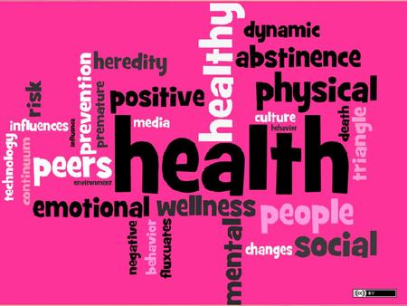 Living a Healthy Life Objectives Examine the influences on physical, mental/ emotional, and social health Explain how influences impact health status.