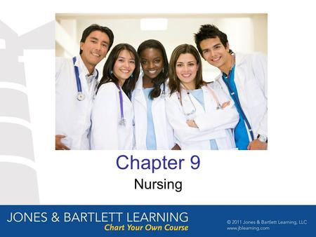 Chapter 9 Nursing. Description Registered nurses (RNs) – treat and educate patients and the public about various medical conditions Provide advice and.