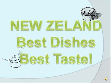 Fresh, diverse and delicious, kiwis love their food – quintessential dishes include everything from roast lamb to green-lipped mussels and pavlova.