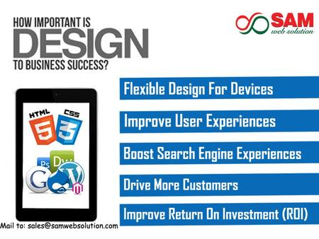 Professional Web Design Company In Bangalore Sam Web Solution – Professional Web Designing Company.