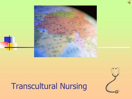 Transcultural Nursing. Major Factors in Transcultural Nursing Beliefs about illness, causes and cures Nutrition and dietary practices Disorders specific.