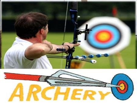 History Archery dates back around 10,000 years, when bows and arrows were first used for hunting and warfare, before it developed as a competitive activity.