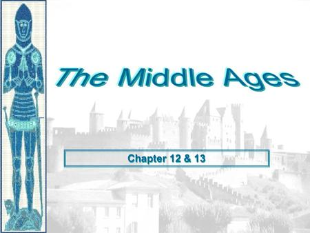 Chapter 12 & 13. PeriodizationPeriodization Early Middle Ages: 500 – 1000 High Middle Ages: 1000 – 1250 Late Middle Ages: 1250 - 1500.