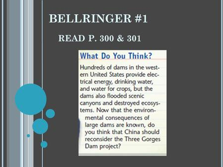 BELLRINGER #1 READ P. 300 & 301. CHAPTER 12 AIR SECTION 1: WHAT CAUSES AIR POLLUTION? Objectives: Name ______primary ______pollutants, and give sources.