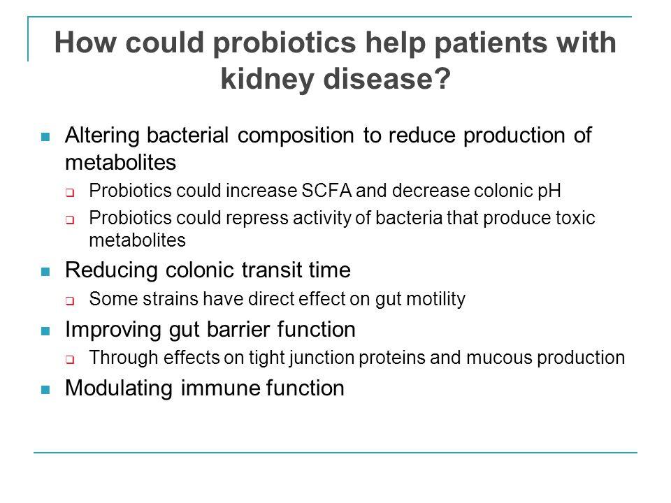 Are probiotics safe.
