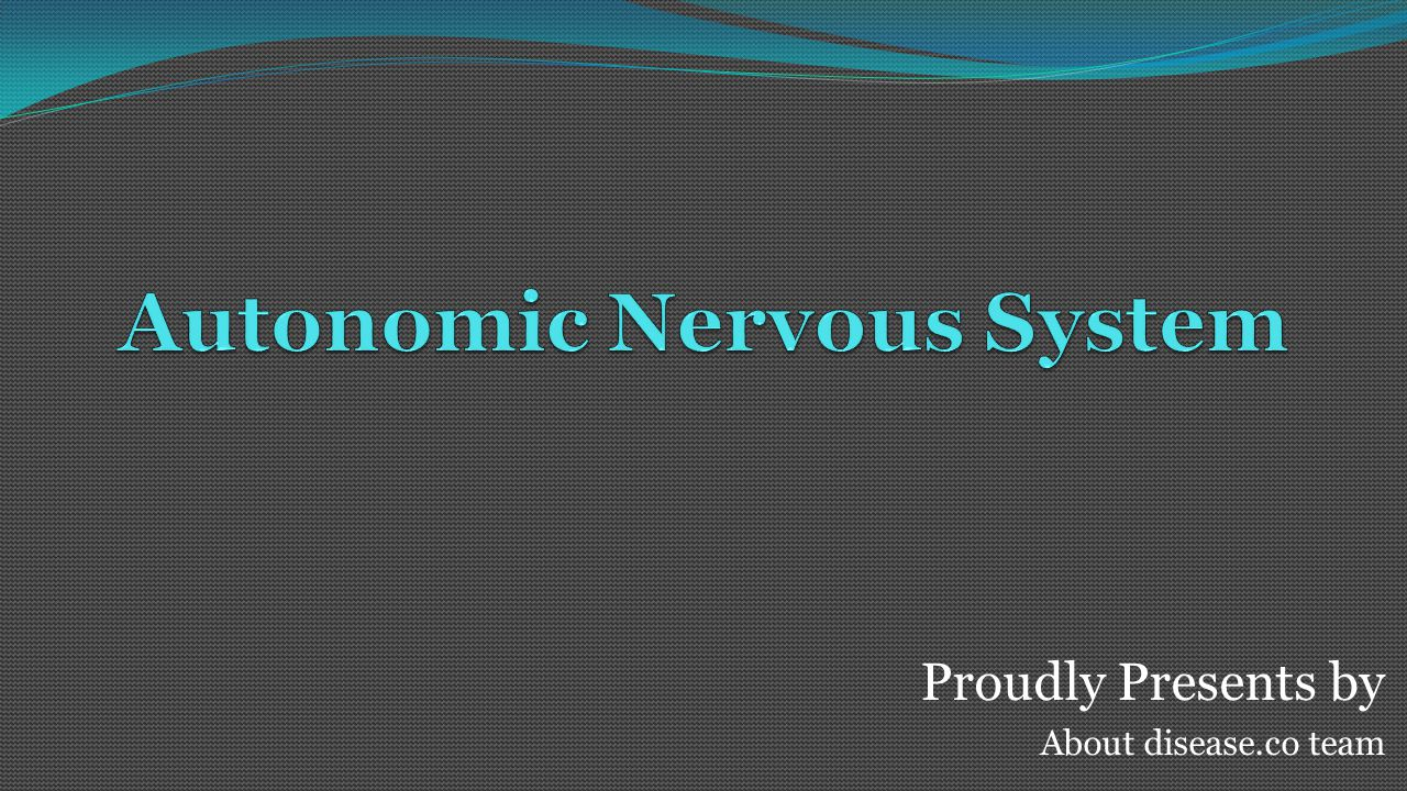 Autonomic Nervous System Constitutes efferent division of visceral part of peripheral nerves Exclusively motor system controlling activity of cardiac muscles smooth muscles and glands Maintains stable internal environment by regulating circulation, respiration, digestion and other functions not under conscious control The motor neuron of somatic NS has one neuron linkage while ANS has two neuron linkages