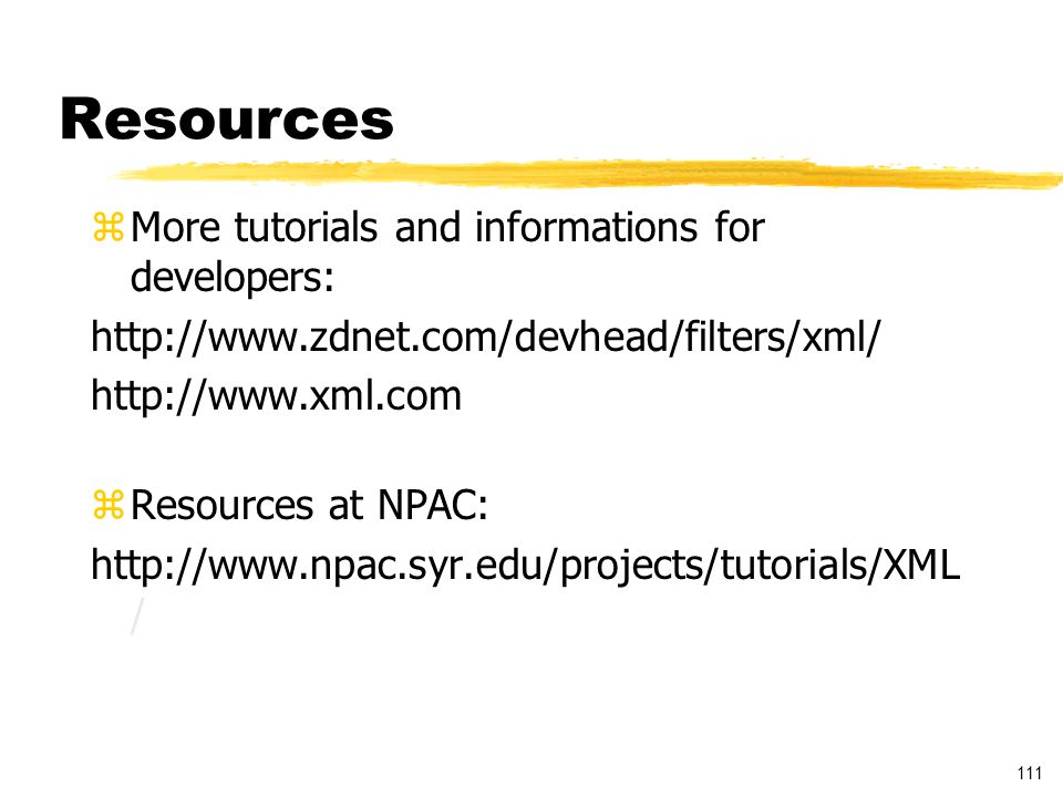 112 References zXML Applications by Frank Boumphrey et al.