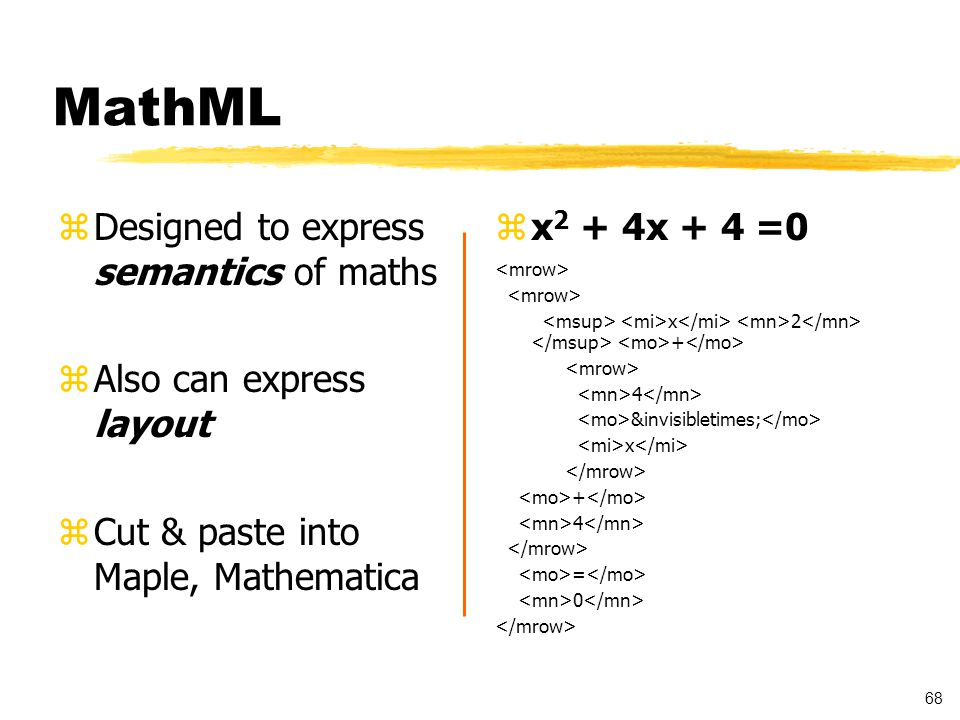 69 XHTML: NextGen HTML Title of text XHTML Document Heading of Page here is a paragraph of text.