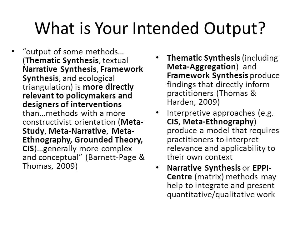 What Expertise Can You Access.Expertise in Qualitative Research Methods (e.g.