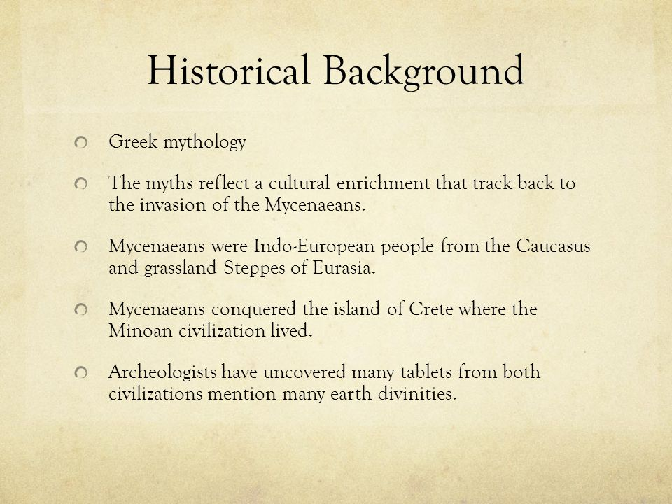 Mycenaeans They adopted and transformed the accomplishments of the older Mediterranean civilizations: Painting and sculpting --- Minoans and Egyptians Alphabet --- Phoenicians Mathematics ---- Babylonians Use of Iron ---- Hittites