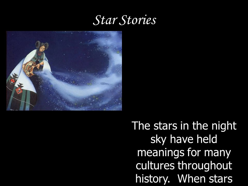 Morning Star Wins Evening Star In the beginning there was only Tirawahat, which is the Universe and everything in it.