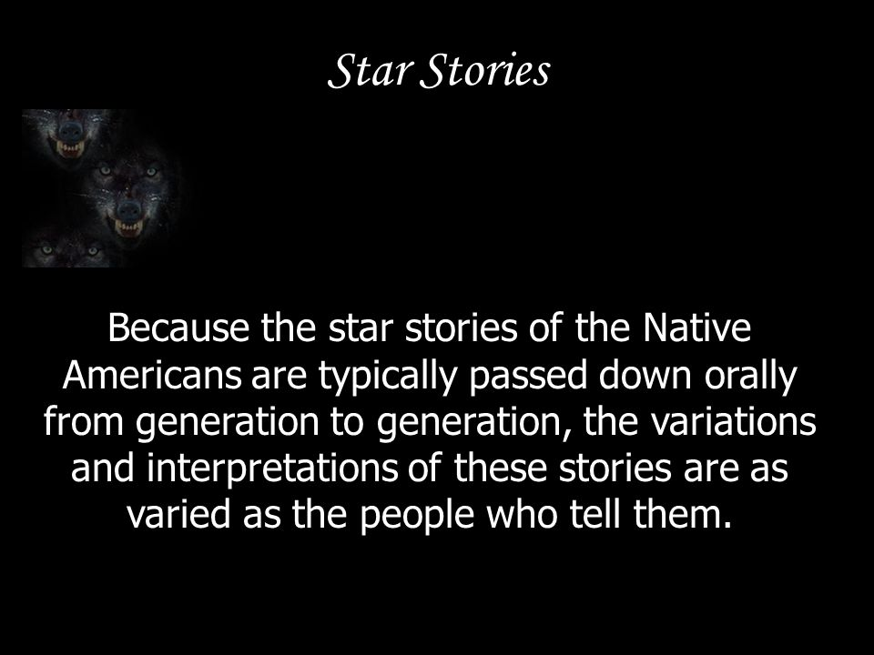 This collection is no exception — you will find different constellation names, and different stories pertaining to the same constellation.