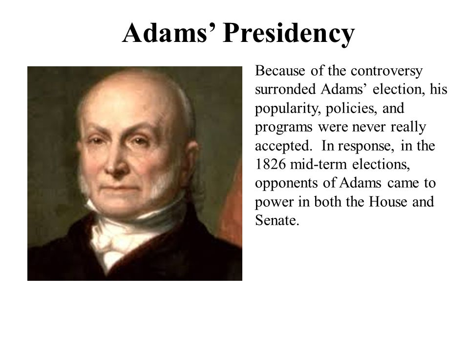 Election of 1828 By the election of 1828, the Democratic-Republican Party had split.