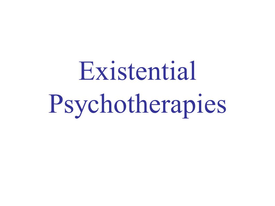 2 EXISTENTIAL APPROACHES  Way of thinking about humans and about life that may be applied to other psychotherapy approaches  Closely linked to European Existential Philosophy:  Dilemmas of contemporary life (1940-50s)  isolation, alienation and meaninglessness  Importance of subjectivity – we create our values, our lives, ourselves  Truth depends on the existing person, in a given situation and in a given time  Freedom to be ourselves implies responsibility