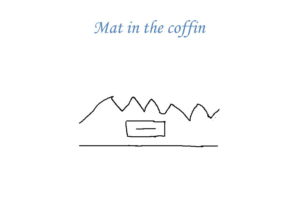 Mat the coffin and the rainbow Making sense of nightmares can release patients from the grip of panic and dread Making sense of nightmares can release patients from the grip of panic and dread It can help integrate dreams into patient's survival story It can help integrate dreams into patient's survival story Offers empowerment and healing Offers empowerment and healing