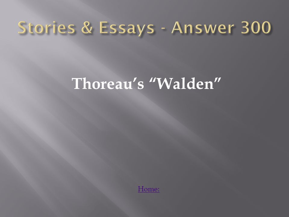 Which gothic short story involves a man liquefying after his death? Answer: