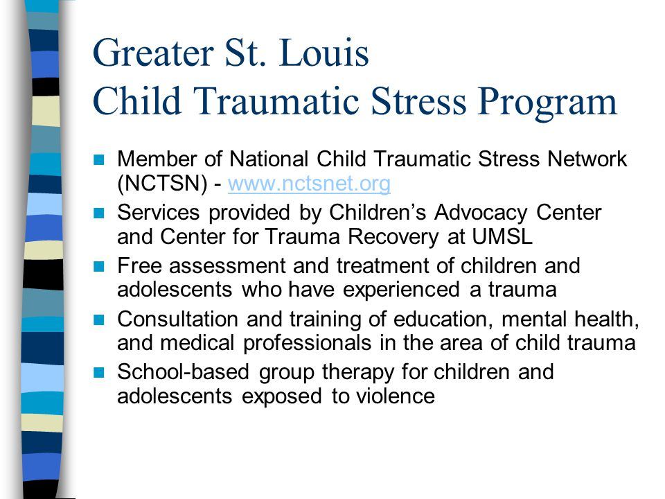 What is a Traumatic Event.