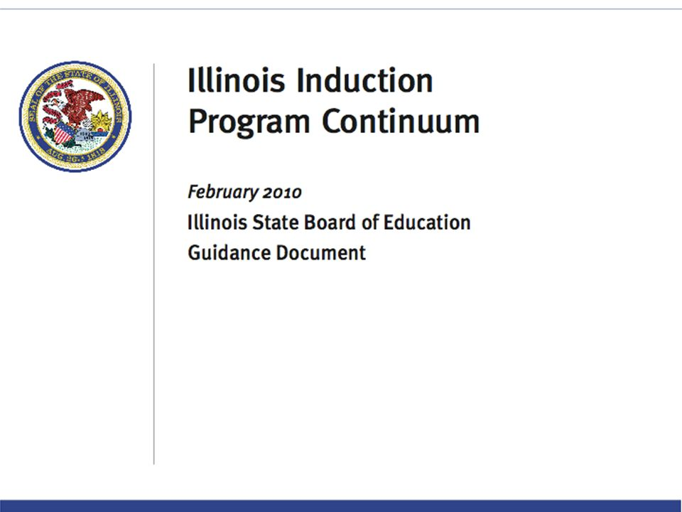 intc@illinois.edu http://intc.education.illinois.edu/ 217-244-7389http://intc.education.illinois.edu/ Illinois New Teacher Collaborative The Illinois Induction Program Continuum Based on Illinois Standards of Quality and Effectiveness for Beginning Teacher Induction Programs Provides: –Clear framework –Research-base for all programs –Common language