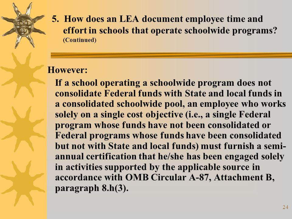 25 Link to Guidance http://www.ed.gov/programs/titleipart a/fiscalguid.doc
