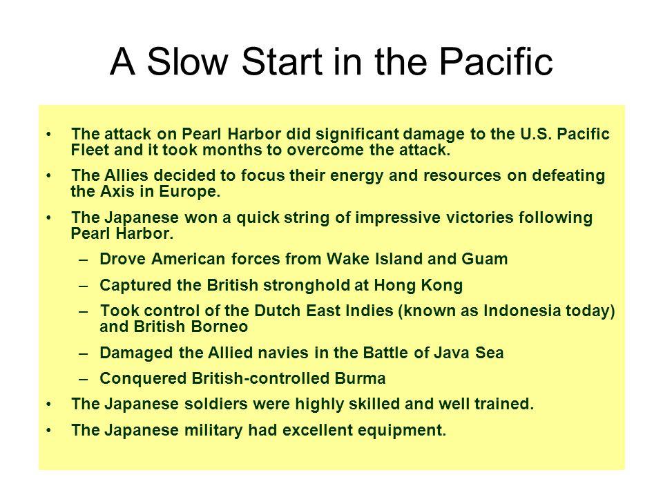 Allied Strategy- 1:21