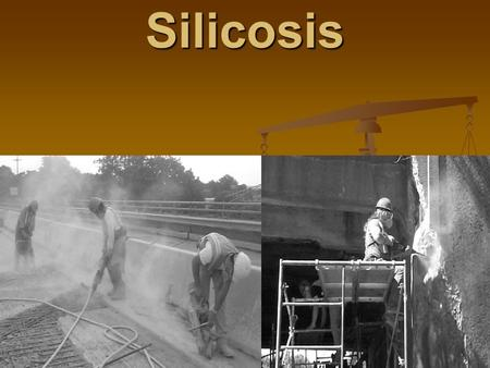 Silicosis. What is silicosis What is silicosis and how can you avoid or prevent it? What is silicosis and how can you avoid or prevent it?