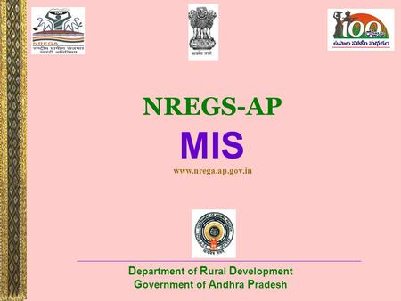 Department of Rural Development Government of Andhra Pradesh