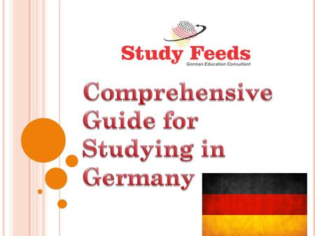 Germany the Mecca of education lies in the hearts of Europe which is continually feeding the inherent needs of studying and building an awesome career.