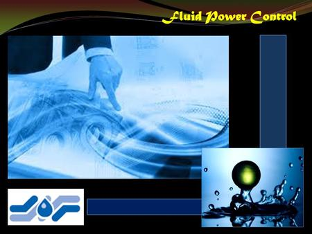 Fluid Power Control.
