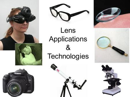 Lens Applications & Technologies. airglass airglass.