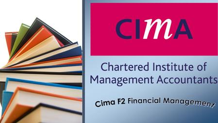 F2 extends the scope of the F1 Financial Management exam. It looks at advanced topics in financial accounting - the preparation of full consolidated financial.