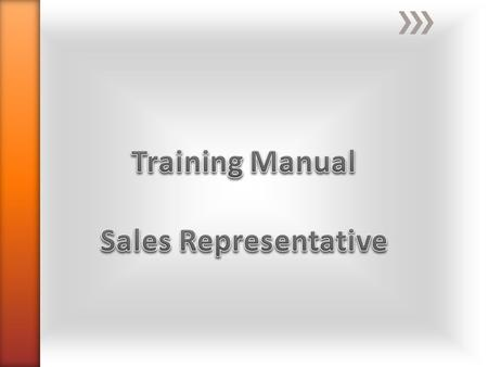 JOB TITLE: Sales Representative OVERVIEW:  Service customers by selling products or services that meets the customer needs SPECIFIC FUNCTIONS:  Services.