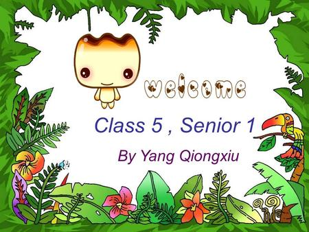 Class 5, Senior 1 By Yang Qiongxiu. Can you name any music style? Task 1 Brain-storming.