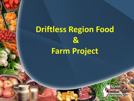 Driftless Region Food & Farm Project. Way Back When Farmers Independent Grocery Store Consumers Independent Restaurant.