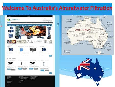 Welcome To Australia's Airandwater Filtration.  / Installing an EK Series electrostatic air filter will.