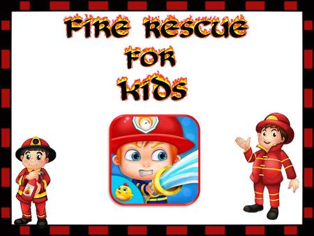  All the kids want to become a doctor or an engineer or something else but have you ever thought of becoming a life-saving Fireman?  Gameiva brings.