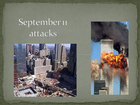 Early on the morning of September 11, 2001, 19 hijackers took control of four commercial airliners en route to San Francisco or Los Angeles after takeoffs.