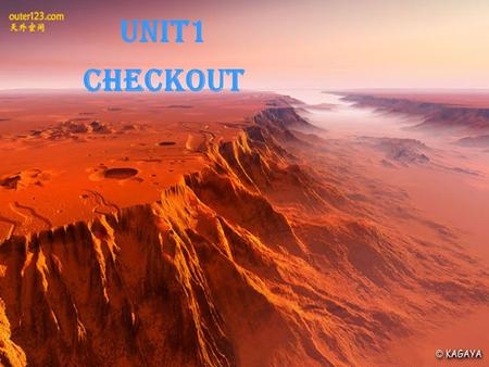 Unit1 Checkout. DISCUSSION DISCUSSION life on Mars ※ Not crowded/polluted ※ No traffic jam ※ Have more space ※ Robots will do our work ※ Students will.