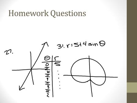 Homework Questions. Chapter 6 Section 6.1 Vectors.