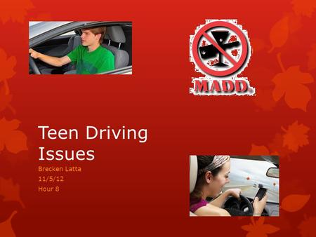 an analysis of the deadly combination of alcohol driving and teenagers Drinking and driving essay texting and driving: a deadly combination walmart diversity consultation how alcohol effects teenagers.