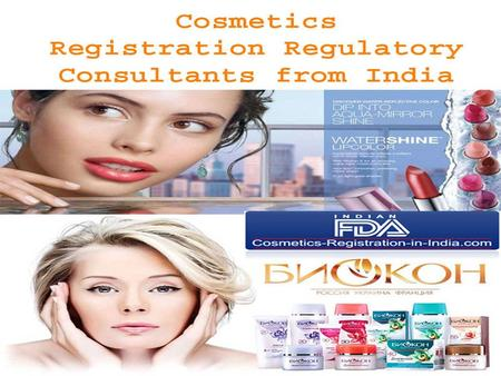We, COSMETICS REGISTRATION (INDIA) are a consultancy subsidiary of ARHAM CONSULTANTS (INDIA) PTY, New Delhi and are focused on the regulatory compliance.