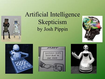 turing searle and artificial intelligence essay