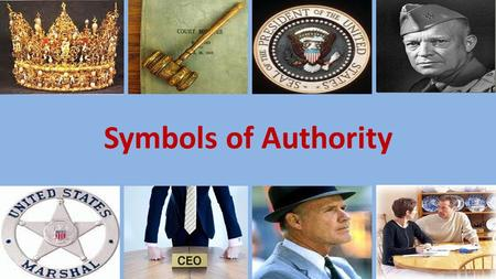 "Symbols of Authority. Ephesians 6:1 Children, obey your parents in the Lord, for this is right. ""to hear under (as a subordinate), that is, to listen."
