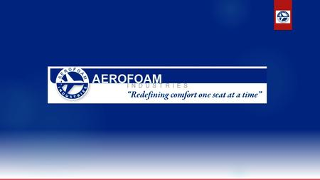 What is AeroFoam Industries?  Privately Owned Company based in Lake Elsinore, California  Founded in 1974  125 Employees  150,000ft 2 State of the.
