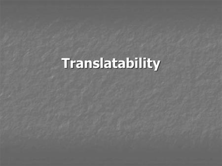 "Translatability. Noam Chomsky (hómski"") In Chomsky's view, every phrase, before being formulated, is conceived as a deep structure in our mind. A phrase."