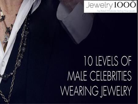 Jewelry reveals a guy's style, character and spirit, restrained or flamboyant, classic or casual, easygoing or rebellious. The accessories on your neck,