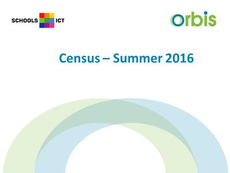 Census – Summer 2016. Agenda Overview School Census 2016 Dummy Run Create and Validate Return Break Identify and analyse validation errors Detail and.