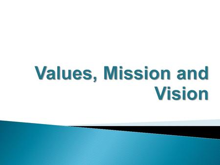 What is your definition of Values? NE-II-1592  Values … are core beliefs or desires that guide or motivate our attitudes and actions NE-II-1593.